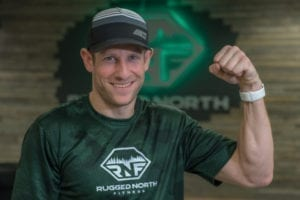 Jay Cascalenda, Owner & Lead Fitness Coach of Saint Paul Rugged North Fitness